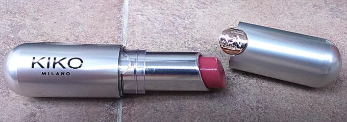 Kiko coloured balm nuova formulazione 06 mora