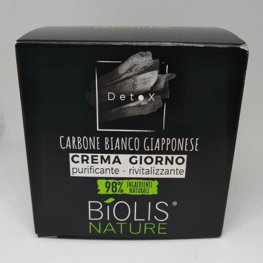 Crema giorno detox Biolis Nature 2