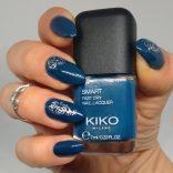Kiko Smart nail lacquer 31 Verde Ottanio