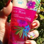 Cien Tropical summer face mask