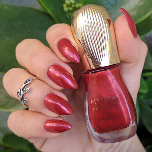 Kiko Magical Holiday 01 Red Orion