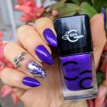 Catrice ICONails 69 If Not Purple Then What?