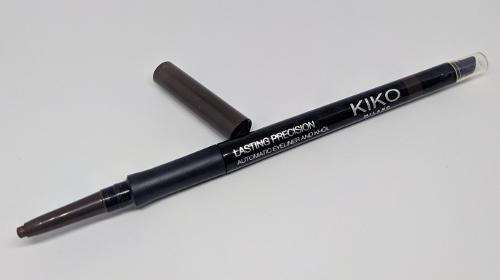 Kiko Lasting precision Automatic eyeliner and khol
