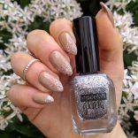 Catrice #peeloff glam nail polish 01