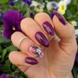 Kiko Power Pro nail lacquer 20 Ciclamino