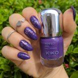 Kiko Perfect gel 22 True Violet